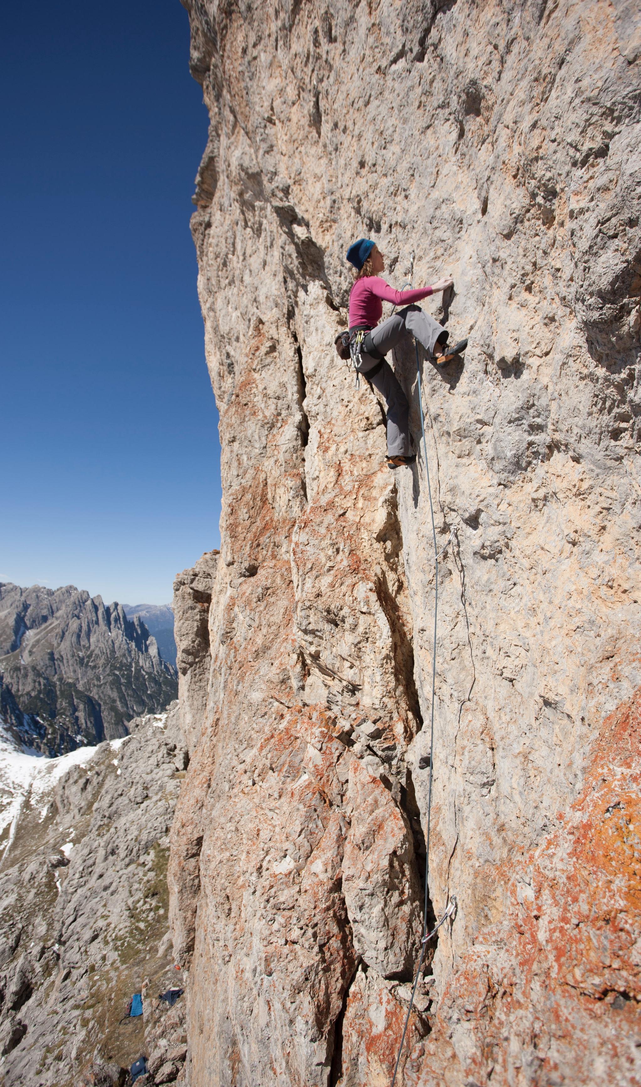 Kletterparadies Lienzer Dolomiten