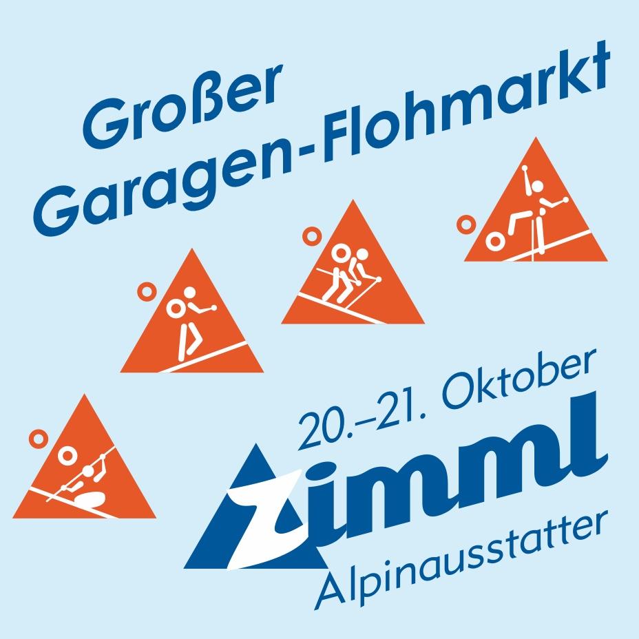 Grosser Garagenflohmarkt