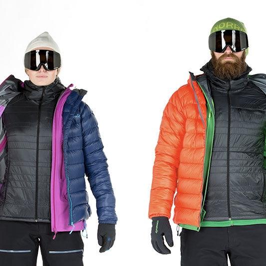 Norröna Lyngen Skitouring