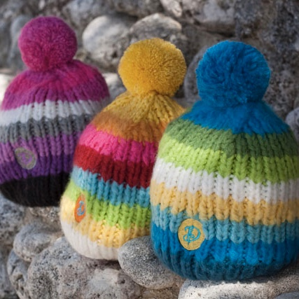 Dana Beanies - Made with Love from Bali