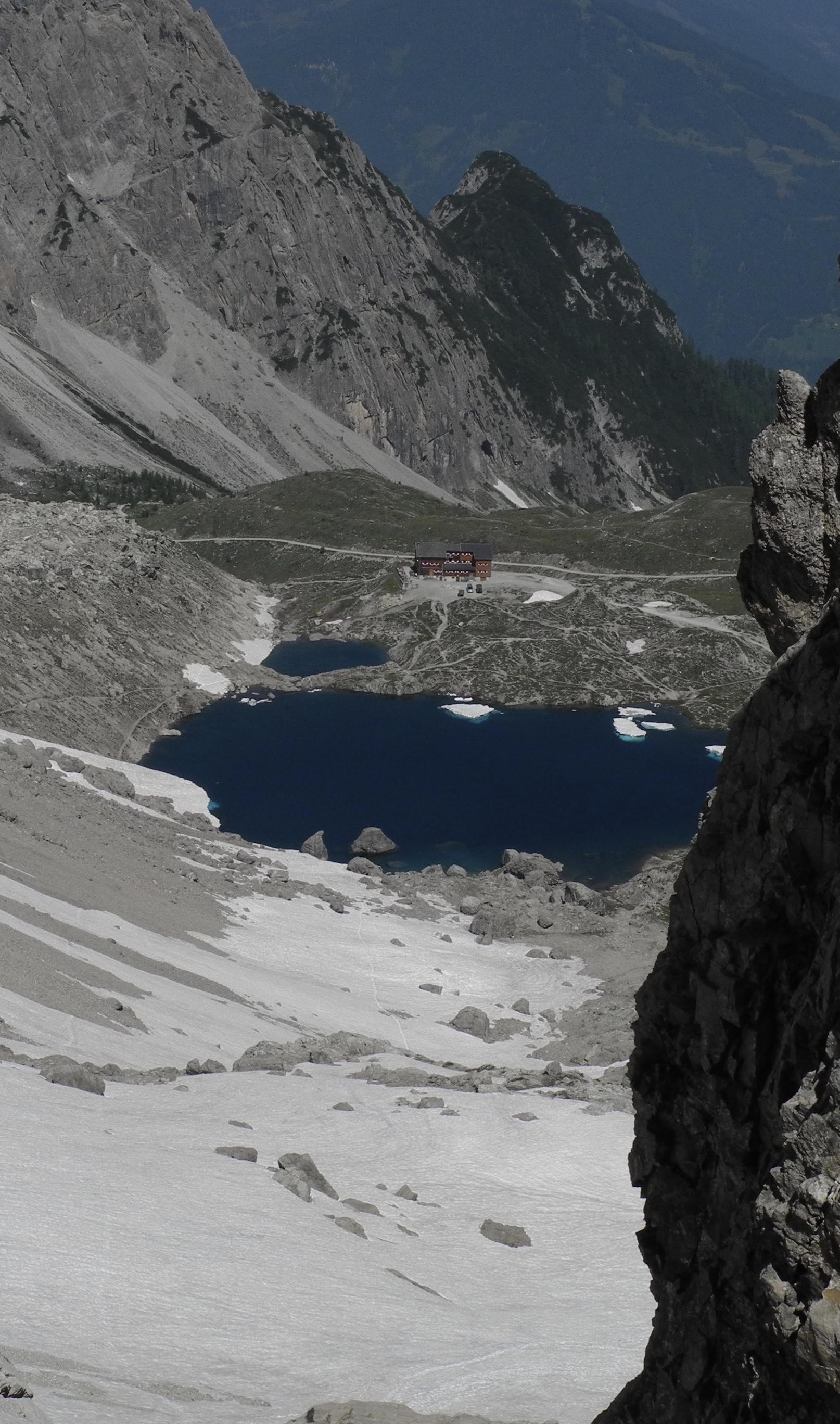 Dreitörlweg durch die Lienzer Dolomiten