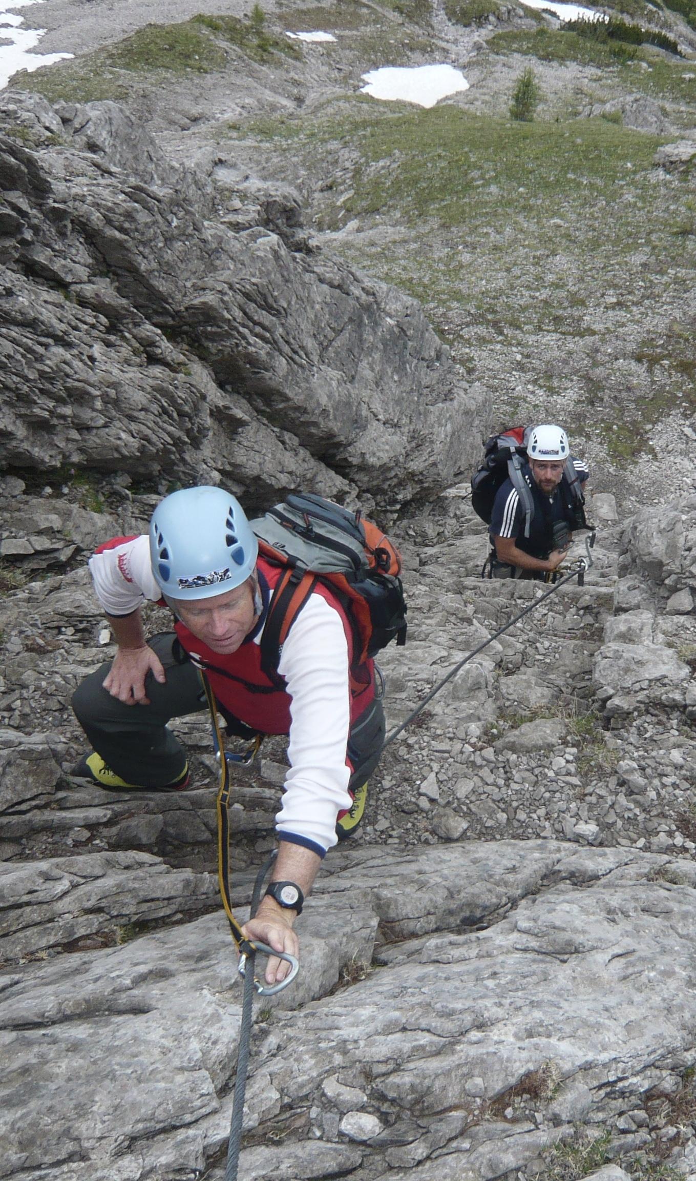 Laserz Klettersteig
