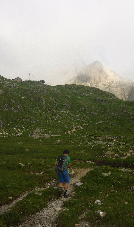 Wanderung über den Karnischer Kamm